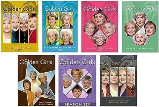 The Golden Girls Seasons 1-7 - Complete Series