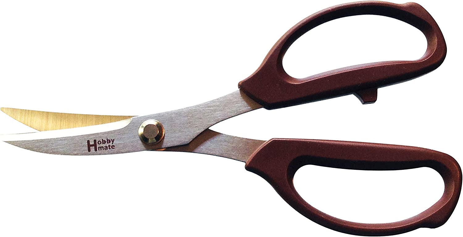 Hanada Home 77-1031 Leather Ranking TOP17 Mate Hobby Scissors 25% OFF Cutting