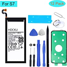 HDCKU Battery Replacement Kit for Samsung Galaxy S7 SM-G930 (EB-BG930ABE) with Full Repair Tools and Instructions(12 Month Warranty)