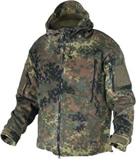 Helikon Patriot Fleece Jacket Flecktarn
