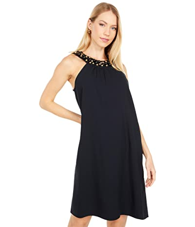 Lilly Pulitzer Shawn Dress (Onyx) Women