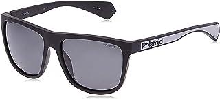 بولارويد نظارة شمسية للرجال ، عدسة رمادية