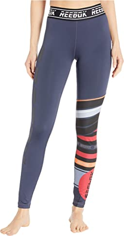 Work Out Ready Meet You There Engineered Tights