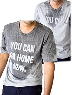 a758e3d0 LeRage You Can Go Home Now Hidden Message Gym Shirt Funny Workout Tee