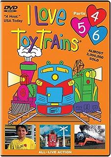 Vol. 4-6-I Love Toy Trains