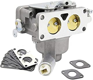 SUNROAD 791230 Carburetor Carb w/Gasket for Briggs & Stratton V-Twin 20hp 21hp 23hp 24hp 25hp Replace OE# 791230 799230 699709 499804 Lawn Mower Engine