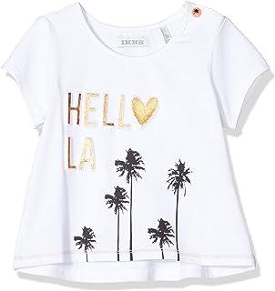 IKKS Tee-Shirt Hello Bébé Fille