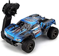 Rabing Remote Control Terrain RC Cars Vehicle 1: 18 Scale 2.4Ghz 20km/H RC Car High Speed Off-Road Truck, with Rechargeable Batteries