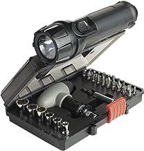 Black + Decker A7224 Set SOS zaklamp/vest/accessoires 35-delig