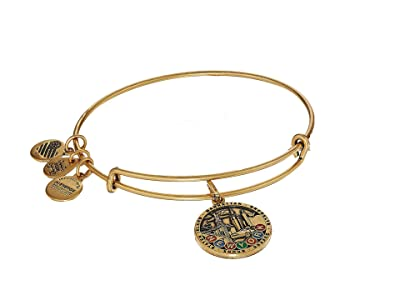 Alex and Ani Places We Love New York City Bangle (Rafaelian Gold) Bracelet