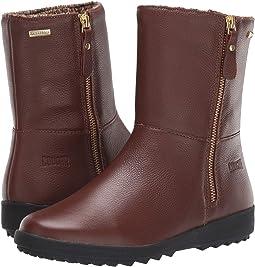 Chestnut Toledo Leather