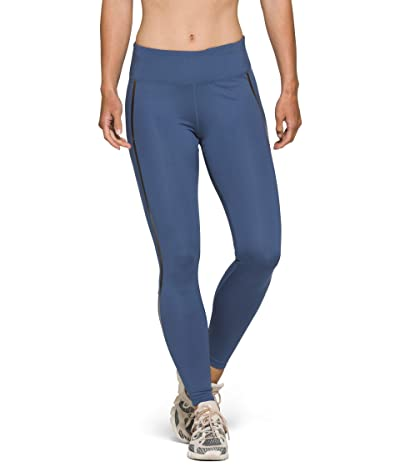 ASICS Piped Dream Tights (Grand Shark) Women