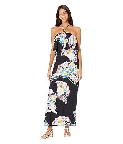 Trina Turk Seychelles Maxi Dress Cover-Up (Multi) Women