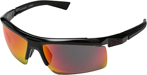 Shiny Black/Black Frame/Gray/Infrared Multiflection Lens