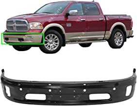 MBI AUTO - Primered, Steel Front Bumper Face Bar for 2014-2018 RAM 1500 W/Fog & Park 14-18, CH1002400