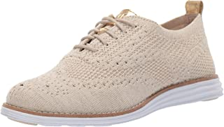 Cole Haan Womens Original Grand Stitchlite Wing Oxford