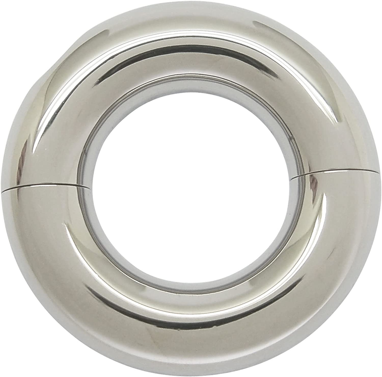 ACESTEEL 316L Surgical Stainless Steel Body Piercing Jewelry Tribal Dream Ring 7mm