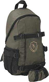 comprar comparacion Mochila de caza Tourbon pequeña con soporte para rifle–Color verde