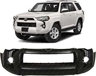 MBI AUTO - Primered, Front Bumper Cover Fascia for 2014-2019 Toyota 4Runner SR5 14-19, TO1000405