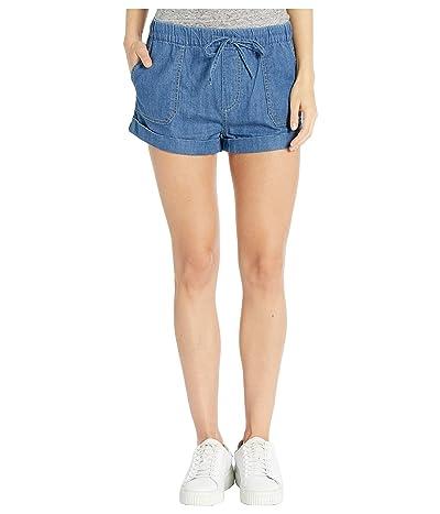 Volcom Sunday Strut Shorts (Biarritz Blue) Women