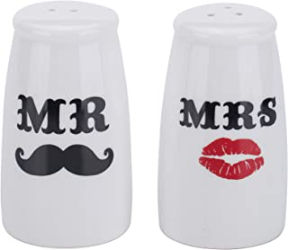 Best mr salt and mrs pepper shakers Reviews