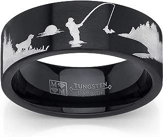 fishing run rings