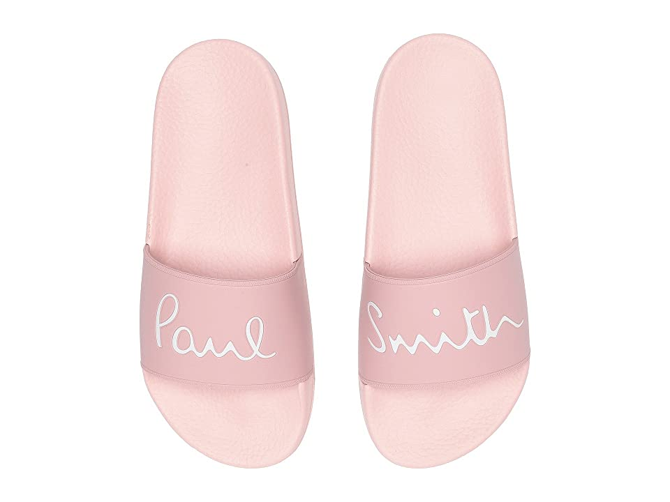 Paul Smith Rubina Stripe Slide (Powder Pink) Women