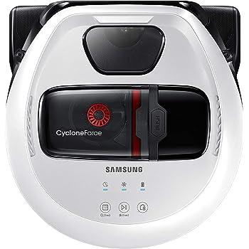 Samsung SR8750 - Robot aspirador, 70 dB, color negro: Amazon.es: Hogar