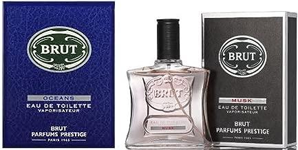 Brut Oceans+Musk Eau De Toilette Parfums 100Ml(Pack Of 2)