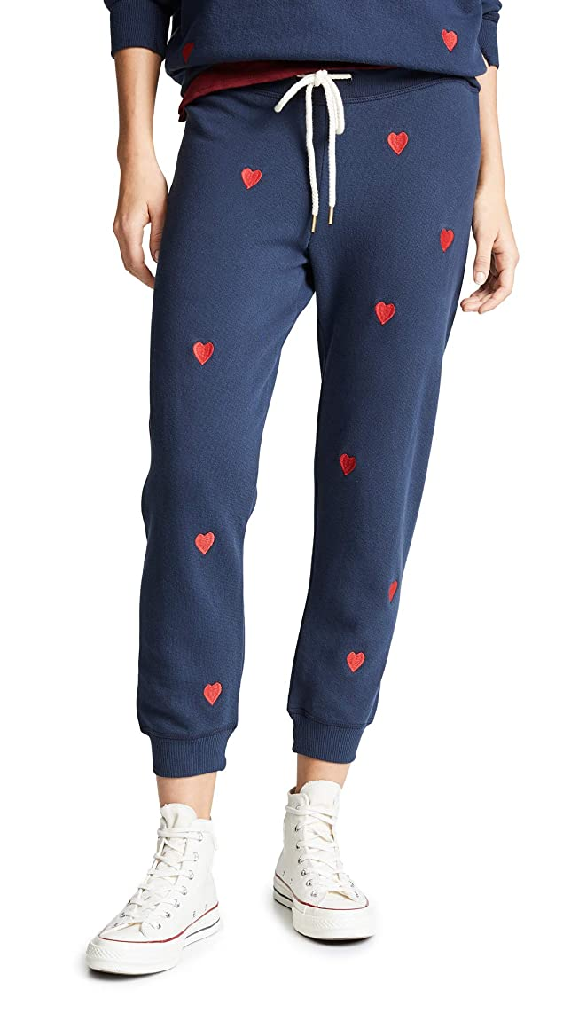 THE GREAT. Women's The Cropped Sweatpants