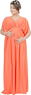Best coral maternity gown Reviews