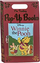 WDW Trading Pin - Pop-Up Books - Winnie the Pooh