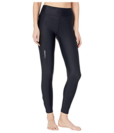 Craft ADV Essence Zip Tights (Black) Women
