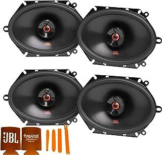 $199 » JBL 2-Pairs CLUB-8622FAM 5x7/6x8 Two-Way Car Audio Speaker (No Grill)