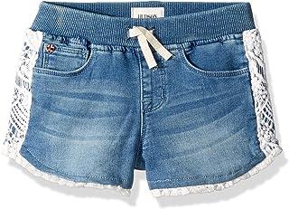 Hudson Girls' 2 1/2 Inch Roll Cuff Short