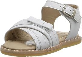 Lili Crossed Sandal w/Bow (Toddler)