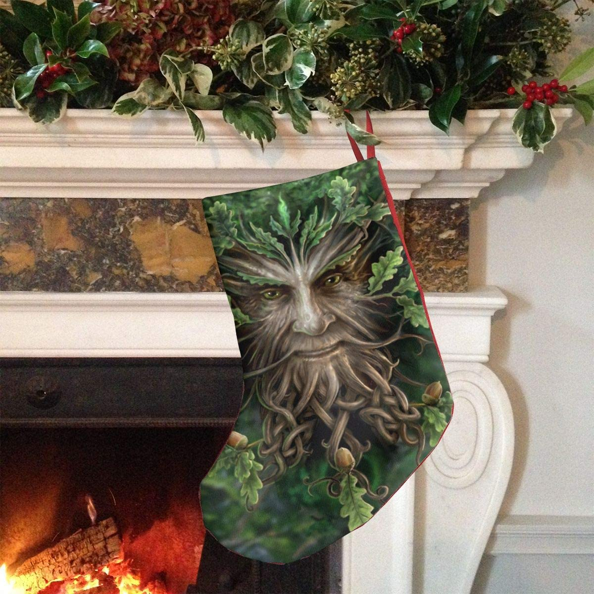 Tree Christmas Yule Norse Wiccan Pagan Inches Stock 18 Very Max 66% OFF popular