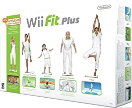 WII FIT PLUS W/BALANCE BOARD
