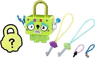 Hasbro Lock Stars Green Square Robot
