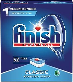 Finish Powerball Classic Maskindiskmedel 52 st