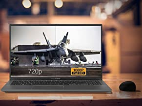 "ASUS VivoBook F512DA Laptop, 15.6"" FHD Display, AMD Ryzen 3 3200U Upto 3.5GHz, 20GB RAM, 1TB NVMe SSD, Vega 3, HDMI, Card ..."