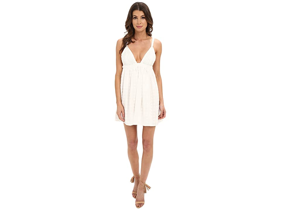 StyleStalker Pipeline Dress (Blanc) Women