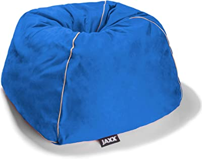 Superb Amazon Com Bean Bag Chair Large Microsuede Turquoise Gamerscity Chair Design For Home Gamerscityorg