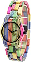 Best rainbow colored watch Reviews