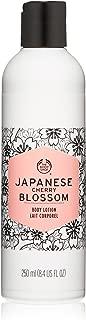 The Body Shop Japanese Cherry Blossom Body Lotion, 8.4 Fluid Ounce