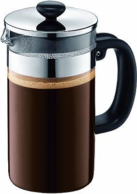 Bodum Shin Bistro 8 Cup Coffee Press, (No Cork) 34-Ounce