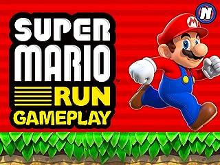 Clip: Super Mario Run Gameplay