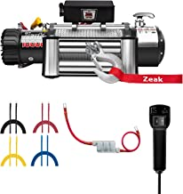 Best electric winches for boats Reviews
