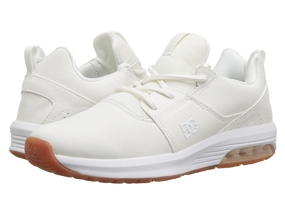 DC Heathrow IA SE (White/Gum) Women