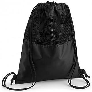 Quadra Mesh Gymsac (UK Size: One Size) (Black)